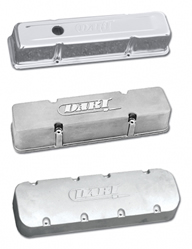 Dart valve covers